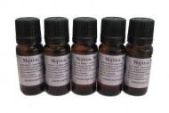 Mystic Moments Organic Essential Oil Starter Pack Favourite Oils 5 X 10Ml 100% Pure