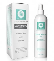 OZ Naturals Facial Toner- Organic Skin Toner Contains Vitamin C, Glycolic Acid & Witch Hazel This Face Toner Is Considered The Most Effective Anti Aging Vitamin C Toner Available Guaranteed!
