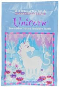 Abracadabra Organic Herbals Bubble Bath, Unicorn Lavender Lotus, 2.5 Ounce