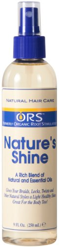 Organic Root Stimulator Nature's Shine Spray 9 oz. (Pack of 6)