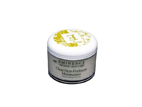Eminence Organic Skincare Clear Skin Probiotic Moisturizer, 8.4 Ounce