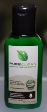 PureClean Organic Hydrating Emulsion w/ Dermaceuticals