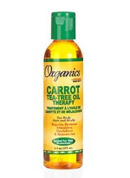 Africas Best Org Carrot Tea Tree Oil 6oz
