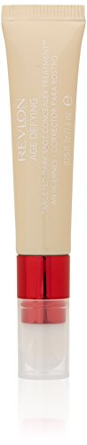 Revlon Age Defying Targeted Dark Spot Concealer, Light/01, 0.22 Ounce