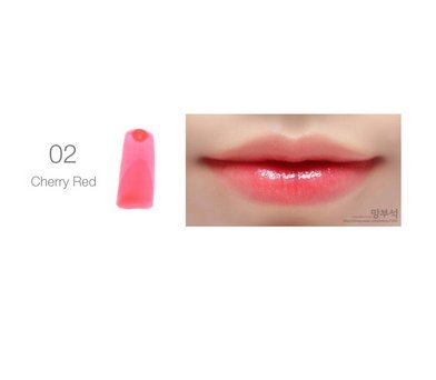 Liquid Moly Cherry Pink Lip Tint Stain Magic Lip Plumper Nature Long Lasting Moisturizing Matte Lipstick #2