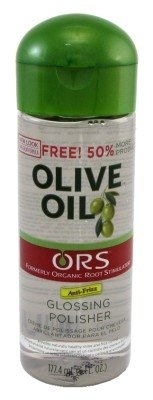 Olive Oil Glossing Polisher By Organic – 6 Ounce, ( Pack of 3)