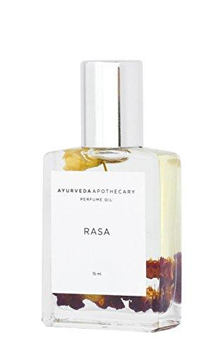 YOKE Apothecary – Organic / Wildcrafted Rasa Balancing Roll-On Perfume Oil