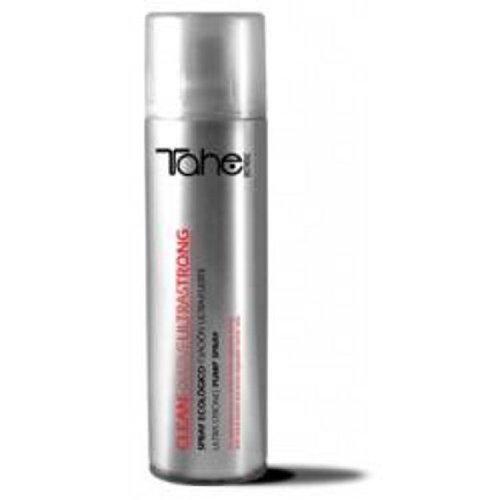 Tahe Botanic Clean Fixative Ultrastrong Hair Spray 250 Ml