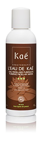 Kaé Organic Purifying Micellar Water / Facial Toner (6.76 oz / 200 ml)