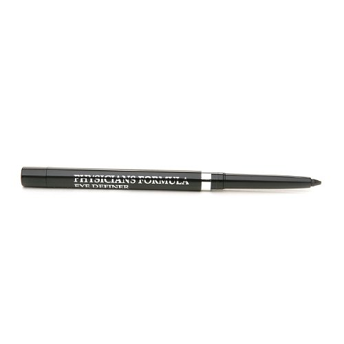 Physicians Formula Eye Definer Automatic Eye Pencil, Midnight Black 566 0.08 oz