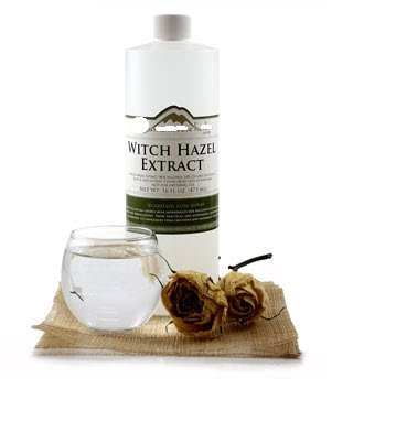1 Gallon Organic Witch Hazel Extract