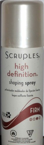Scruples High Definition Firm Shaping Spray – 1.5 oz – travel size