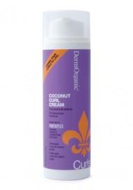 DermOrganic Coconut Curl Cream 5.1 oz