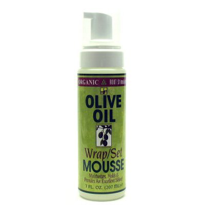 Organic Root Stimulation Mousse Wrap/Set 7 oz. (Pack of 2)