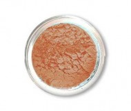 SpaGlo® Apricot Fuzz Mineral Eyeshadow- Warm Based Color