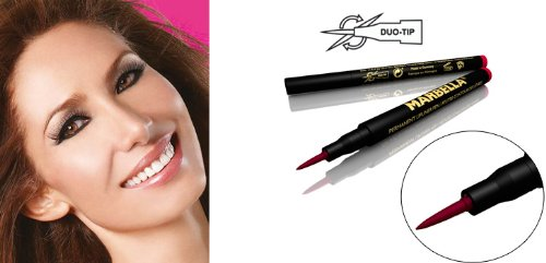 Marbella 24hr Semi-permanent Lipliner – Chocolate #02