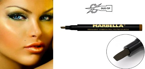 Marbella 24hr Semi-permanent Eyebrow Liner – Black Touch #70