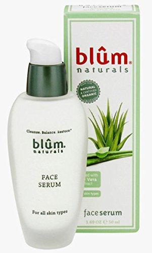 Blum Naturals Face Serum, 1.69 Fluid Ounce