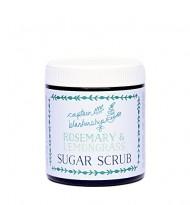Captain Blankenship – Organic Rosemary & Lemongrass Sugar Scrub (For Face, Body + Lips)