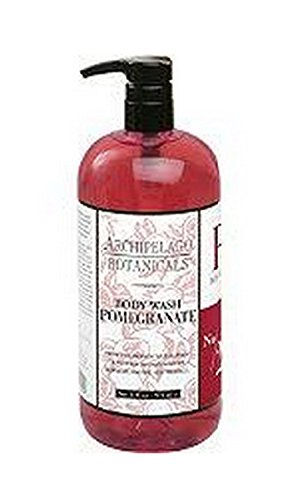 Archipelago Botanicals Pomegranate Body Wash 33 oz