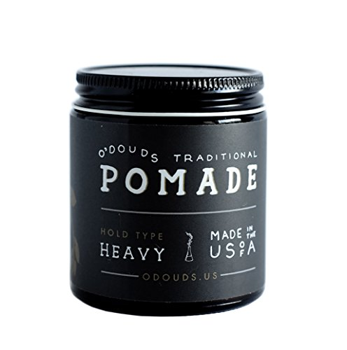 O'Douds – Traditional Pomade (Heavy Hold, Forest)