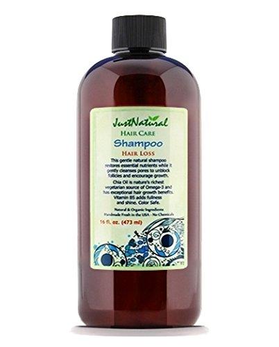 Natural Hair Loss Shampoo