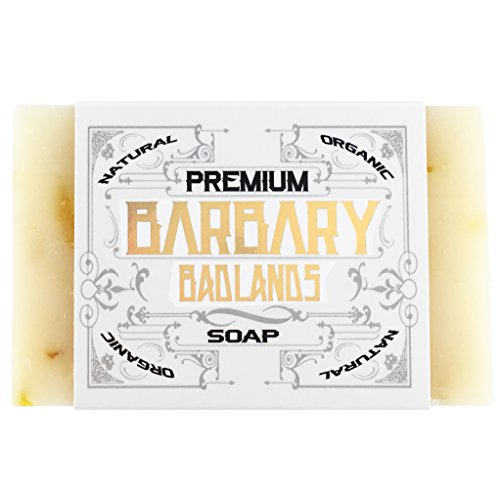Detoxifying Organic Soap – USDA Certified, 100% Pure and All Natural, Herbal Bar Soap Super-Infused with Essential Oils – Handmade in the USA – Satisfaction Guaranteed