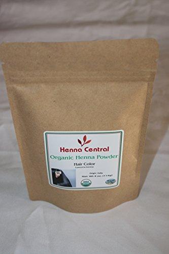 Organic Henna Powder – 4oz.(114g)