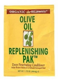 Organic Root Stimulator Olive Oil Replenishing Pack 1.75 oz. (Pack of 12)