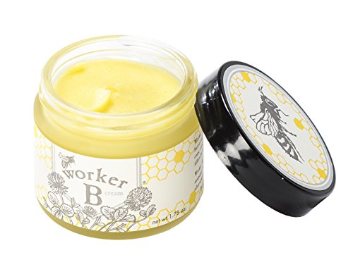 Worker B – Organic Olive Oil + Beeswax Cream