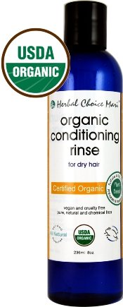 Herbal Choice Mari Conditioning Rinse Dry Hair 236ml/ 8oz (Organic)