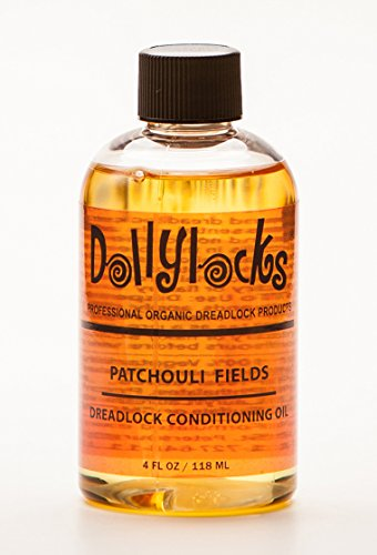 Dollylocks 4oz Patchouli Fields Dreadlock Conditioning Oil