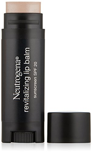 Neutrogena Revitalizing Lip Balm, Sheer Shimmer 10, 0.15 Ounce