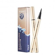 Supeva Bright smooth black Water-soluble waterproof not dizzy eyeliner