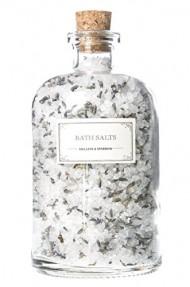 Mullein & Sparrow – Organic Limited Edition Lavender Bath Salts (18 oz)