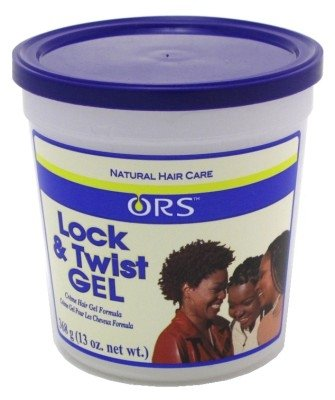 Ors Gel Lock & Twist 13oz Jar (2 Pack)