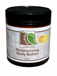 Moisturizing Body Butter – Citrus 4oz