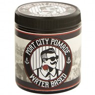 Port City Pomade Water Based Medium Hold Pomade – Perfect Gift for Him! Unorthodox All-Natural Hair Styling Pomade for Men (4 ounce)