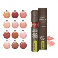 Natura Siberica Organic Make-Up Lip Gloss Colour 06