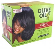 Organic R/s Root Stimulator Olive Oil No-lye Relaxer Extra Strength Kit