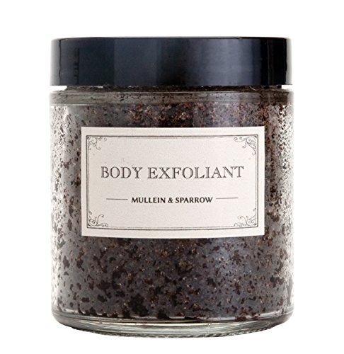 Mullein & Sparrow – Organic Coffee Body Exfoliant