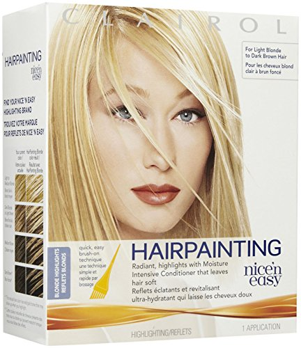 Clairol Nice 'n Easy Hairpainting, Blonde Highlights