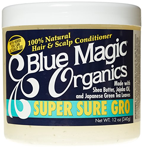 Blue Magic Super Sure Hair Growth Product, 12 Ounce