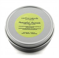 Natural Pomade – Peaceful Pomade (with beeswax and coconut oil) 2 oz – Natural, Preservative Free, and Non Toxic!