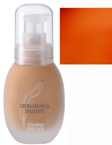 Helan Illuminating Colored Cream Foundation Natural Smooth Look 1.06 fl/30 mL in Bois De Rose