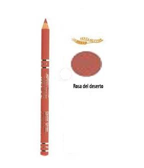 Helan I Colori Vegan, Paraben Free and Preservative Free, Nickel Tested Lip Pencil with Vitamin E (Rosa del Deserto (Italian for Desert Rose))