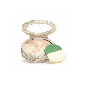 Physicians Formula Organic Wear 100% Natural Pressed Powder, Translucent Medium Organics, 0.3-Ounces