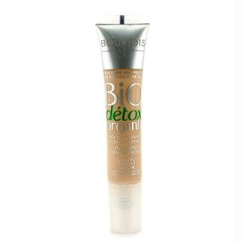 Bourjois Face Care 0.27 Oz Bio Detox Organic Anti Puffiness Concealer – No. 02 Light To Medium For Women