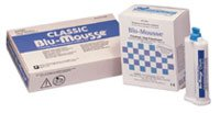 1864448 PT# S438S Blu-Mousse Classic Paste Impression 2 Minute Set Scent-Free 2/Pk Made by Parkell