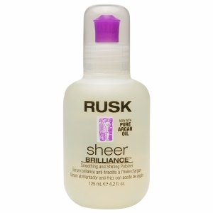 Rusk Sheer Brilliance Smoothing and Shining Polisher-4.2 fl oz (125 ml)
